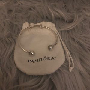 Pandora Moments Open Bangle, Dust Bag Included
